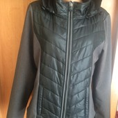 Кофта, куртка софтшел, внутри на флисе, p. XL. Ladies sportswear. состояние отличное