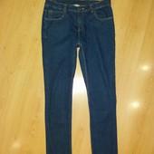 В идеале! Шикарные фирменные демисезонные джинсы Zara на 13-14 л и р 158-164 см!