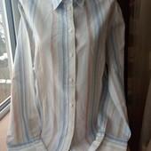 Классная мужская рубашка,состояние хорошее,р.14,смотрите описание