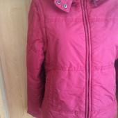Куртка, жилетка, холодная весна, размер М, H&M. состояние отли