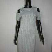Качество! Стильное платье в рубчик от Atmosphere в отличном состоянии