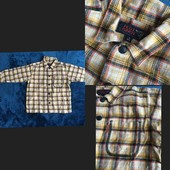 Рубашка на мальчика Деми