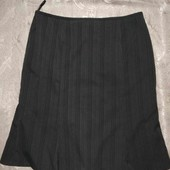 юбка на подкладке пог. 58