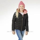Германия!!! Стеганая демисезонная куртка, курточка для девочки! 134 рост!