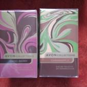 На выбор Avon Collections туалетная вода ,50 мл на вібор 1шт