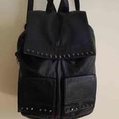 Італійський шкіряний рюкзак