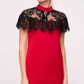 Шикарное бархатные платье, Италия