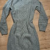 Теплое платье HsM