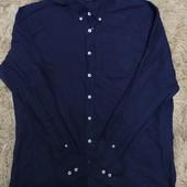 НН120..Стильная хлопковая рубашка Livergy Германия