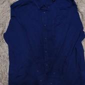 НН122.Стильная хлопковая рубашка Livergy Германия