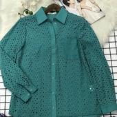 Распродажа. Рубашка женская Полубатал 52 размер
