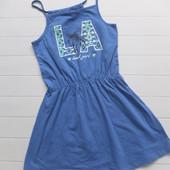 Платье сарафан для девочки 8-10 лет Pepperts