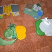 Playmobil игровые базы, островки, земля