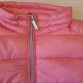 Весна не за горами демисезонна куртка на дівчинку, бренд youngstyle, Польша, розмір 134