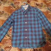 Рубашка для мальчика отличного качества