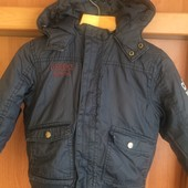 Куртка. холодная весна, размер 5 лет 110 см, Creeks. состояние хорошее