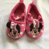 Тапочки Minnie 14см