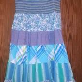 Bluezoo. Платье на брительках на 10 лет, на рост 140