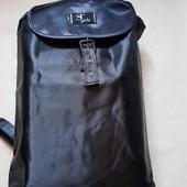 Атласный большой рюкзак