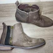 25 см. Стильные Отличные ботинки на каждый день