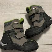 Термо ботиночки Tvisty 26 размер стелька 16 см