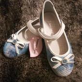 Детские туфельки Канарейка.