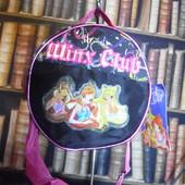 Сумочка барабанчик для девочки Winx