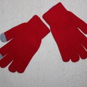 Новые перчатки 7-10 лет.