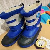 Сапоги детские зимние Demar Baby Sports 28 размер