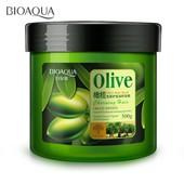 Знаменитая маска для волос с маслом оливы bioaqua, 500 мл