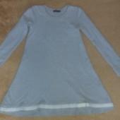 Трикотажное платье в стиле бохо. Размер8/36