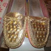 Туфли нарядные 20 см по стельке