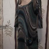 Идеальное трикотажное платье apricot,р.xl
