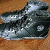 Кеды - кроссовки с мехом esprit. 38-39