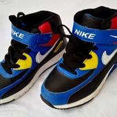 Новые ботинки на меху 20:см, очень качественная и дорогая реплика