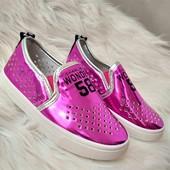 Яскраві стильні сліпони для дівчинки 89грн.!!!!