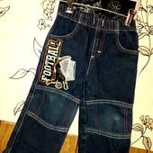 ☆Gee Jay.Хлопок 100%.Классные джинсы на 2 года