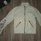 ❤Стильная котоновая куртка на весну m l ♥