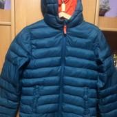 Куртка. холодная весна, размер 7-8 лет 128 см, Mountain warehouse. состояние хорошее