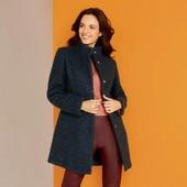 Шикарное женское пальто Esmara Германия размер евро 36