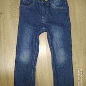 Суперские джинсы на 4года замеры на фото