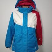 Лыжная курточка размер 164 подойдет на с/м замеры на фото