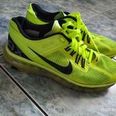 Крутые беговые кислотные кросы Nike Air Max original