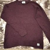 Мужской свитерок Jack&Jones р.L хорошее состояние