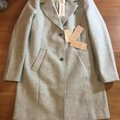 Ніжне пальто від Street one , р-р 38