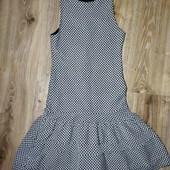 zara. S. или подросток. Очень красивое платье, туника.