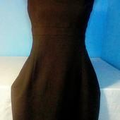 Полуприталеное платье-сарафан в отличном состоянии!!!