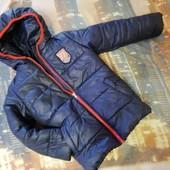 Набор сборный Куртка и штаны Зима, р. 98-104