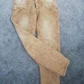 Крутые джинсы, б/у, до 9 лет