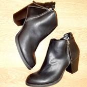 Трендовые деми ботинки